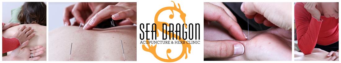 Sea Dragon Acupuncture Logo